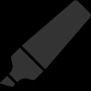 Highlighter Icon